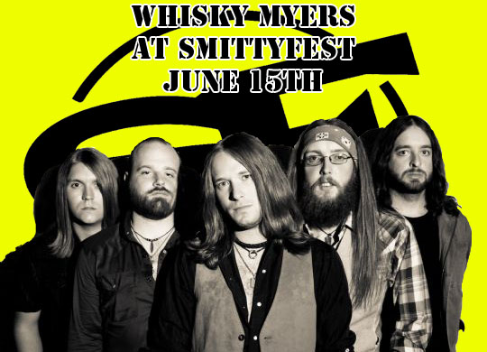 2013.06.14-15.SmittyFest.WhiskeyMyers