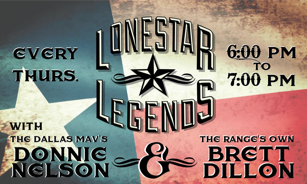 Lonestar Legends 8-15