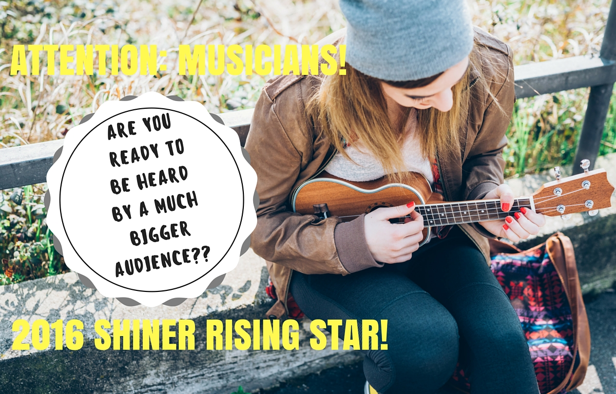 2016 Shiner Rising Star Submissions