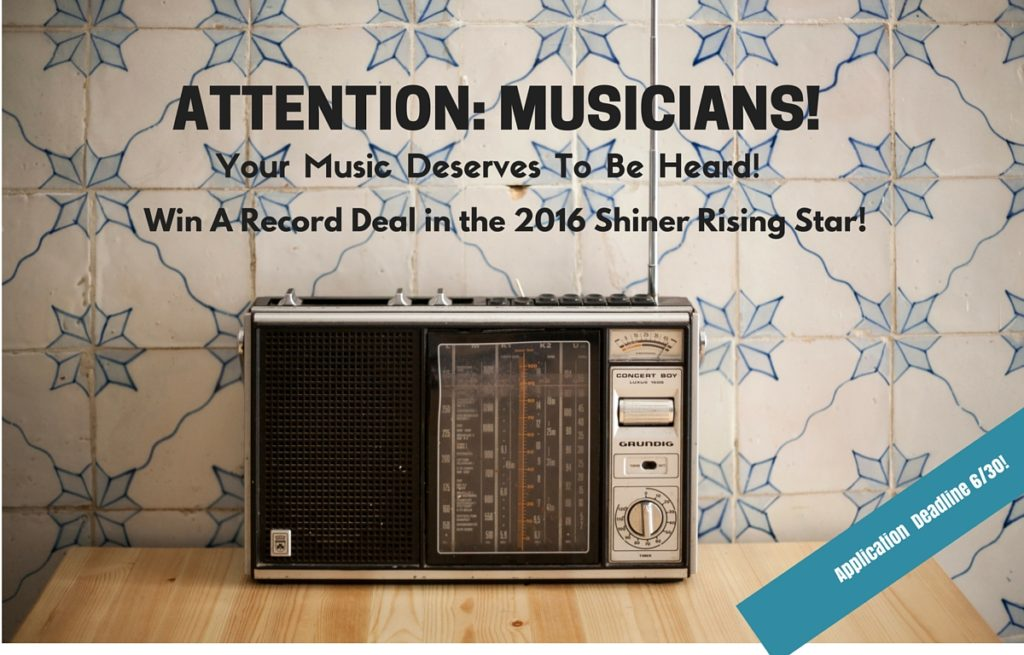 ATTENTION_ MUSICIANS!