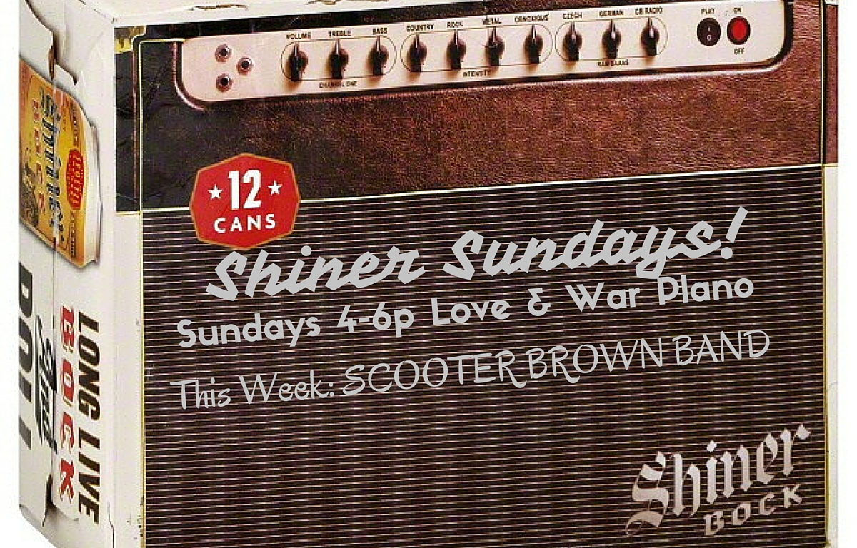 Shiner Sunday – Scooter Brown Band