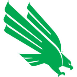 North Texas Mean Green Logo