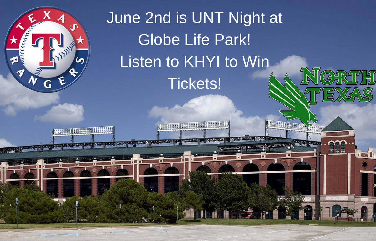 Mean Green Night Rangers Game Contest