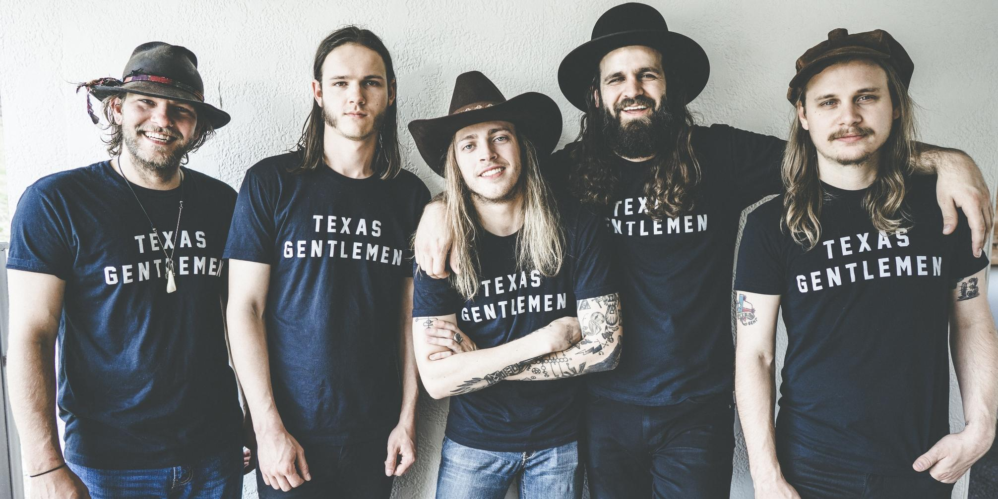 Get To Know TTMR 22 Artist: Texas Gentlemen