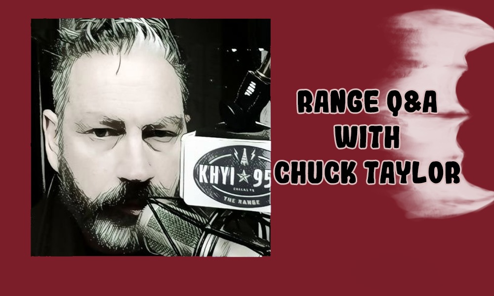 This week with Chuck Taylor!